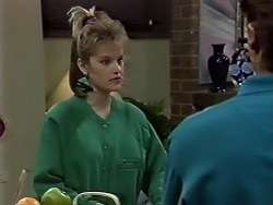 Daphne Clarke, Mike Young in Neighbours Episode 0573