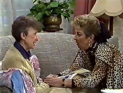 Nell Mangel, Eileen Clarke in Neighbours Episode 0574