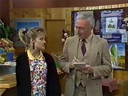 Daphne Clarke, Health Inspector in Neighbours Episode 0575