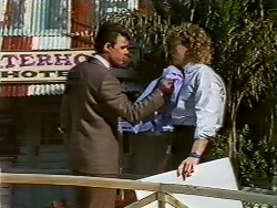 Paul Robinson, Henry Ramsay in Neighbours Episode 0575
