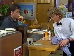 Mike Young, Henry Ramsay in Neighbours Episode 0575