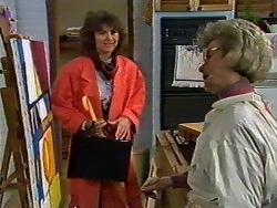 Beverly Marshall, Helen Daniels in Neighbours Episode 0577