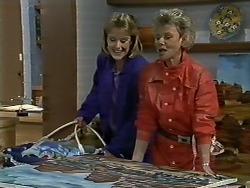Daphne Clarke, Helen Daniels in Neighbours Episode 0580