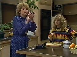 Madge Bishop, Charlene Mitchell in Neighbours Episode 0580