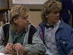 Scott Robinson, Henry Ramsay in Neighbours Episode 0580