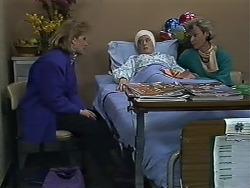 Daphne Clarke, Lucy Robinson, Helen Daniels in Neighbours Episode 0580
