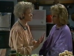Helen Daniels, Daphne Clarke in Neighbours Episode 0580