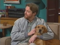 Greg Mundy, Holly in Neighbours Episode 2671