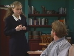 Debbie Martin, Greg Mundy in Neighbours Episode 2671