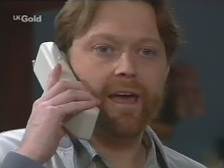 Greg Mundy in Neighbours Episode 2672