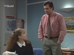 Debbie Martin, Karl Kennedy in Neighbours Episode 2672