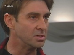 Gary Collins in Neighbours Episode 2672