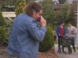 Toadie Rebecchi, Postman, Stonie Rebecchi in Neighbours Episode 2673