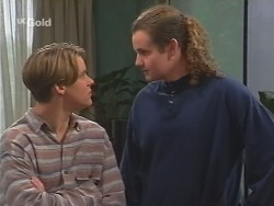 Billy Kennedy, Toadie Rebecchi in Neighbours Episode 2673