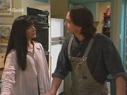 Susan Kennedy, Darren Stark in Neighbours Episode 2673