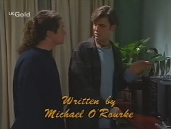 Toadie Rebecchi, Malcolm Kennedy in Neighbours Episode 2674