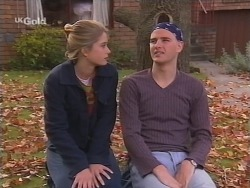 Danni Stark, Luke Handley in Neighbours Episode 2674