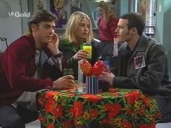Malcolm Kennedy, Danni Stark, Stonie Rebecchi in Neighbours Episode 2674