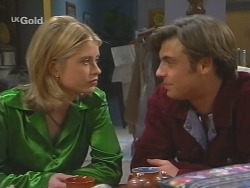 Danni Stark, Malcolm Kennedy in Neighbours Episode 2674