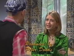 Luke Handley, Danni Stark in Neighbours Episode 2675