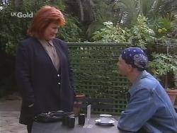 Cheryl Stark, Luke Handley in Neighbours Episode 2675