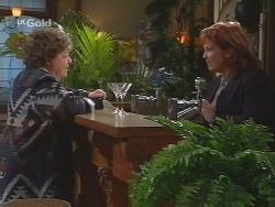 Marlene Kratz, Cheryl Stark in Neighbours Episode 2675