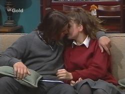 Casper Mack, Hannah Martin in Neighbours Episode 2675