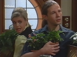 Joanna Hartman, Pot Man in Neighbours Episode 2675