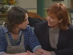 Darren Stark, Cheryl Stark in Neighbours Episode 2675