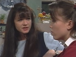 Susan Kennedy, Libby Kennedy in Neighbours Episode 2676