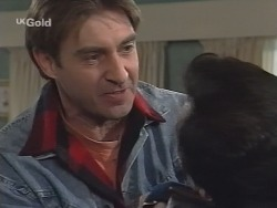 Gary Collins, Karl Kennedy in Neighbours Episode 2676