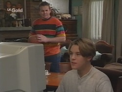 Toadie Rebecchi, Billy Kennedy in Neighbours Episode 2677
