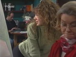 Philip Martin, Hannah Martin, Helen Daniels in Neighbours Episode 2678