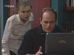 Debbie Martin, Philip Martin in Neighbours Episode 2678