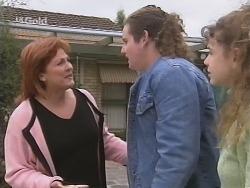 Cheryl Stark, Toadie Rebecchi, Hannah Martin in Neighbours Episode 2678