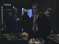 Arson Expert, Karl Kennedy, Malcolm Kennedy in Neighbours Episode 2680