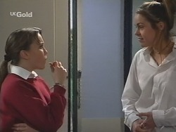 Libby Kennedy, Shona Munro in Neighbours Episode 2680