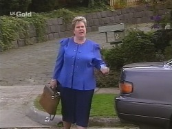 Jude McGinty in Neighbours Episode 2680