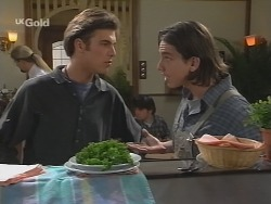 Malcolm Kennedy, Darren Stark in Neighbours Episode 2680