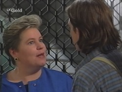 Jude McGinty, Darren Stark in Neighbours Episode 2680