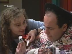 Debbie Martin, Philip Martin in Neighbours Episode 2681
