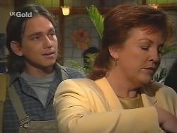 Darren Stark, Cheryl Stark in Neighbours Episode 2681
