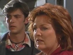 Malcolm Kennedy, Cheryl Stark in Neighbours Episode 2681