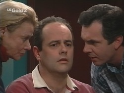 Helen Daniels, Philip Martin, Karl Kennedy in Neighbours Episode 2683