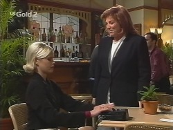 Joanna Hartman, Cheryl Stark in Neighbours Episode 2683