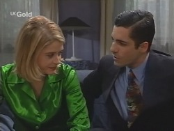 Danni Stark, Steve George in Neighbours Episode 2684