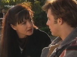 Susan Kennedy, Malcolm Kennedy in Neighbours Episode 2684
