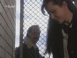Alan McKenna, Susan Kennedy in Neighbours Episode 2685