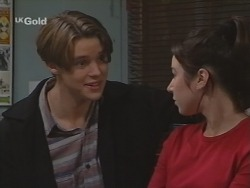 Billy Forman, Melissa Drenth in Neighbours Episode 2686