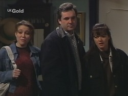 Libby Kennedy, Karl Kennedy, Susan Kennedy in Neighbours Episode 2686
